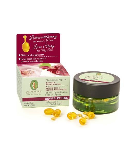 玫瑰青春膠囊<br>Revitalizing Antioxidant Seed Oil Capsules 2