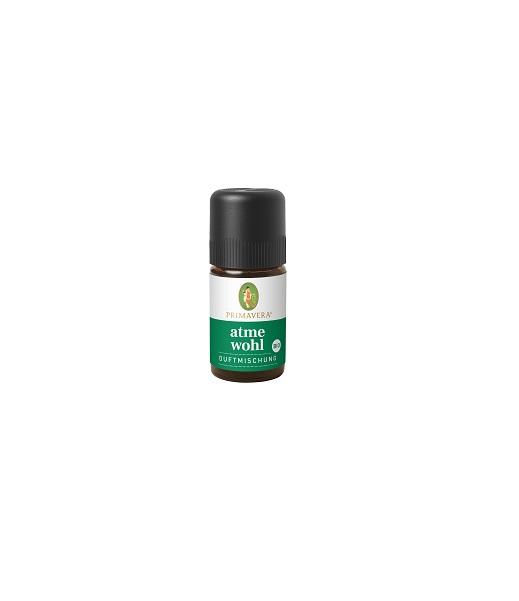 森呼吸複方純精油<br>Cold Remedy Organic Blend 1
