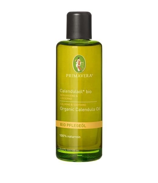 金盞菊浸泡油*<br>Organic Calendula Oil 1