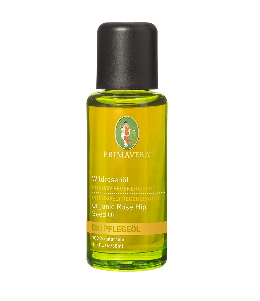 玫瑰果油*<br>Organic Rose Hip Seed Oil 1